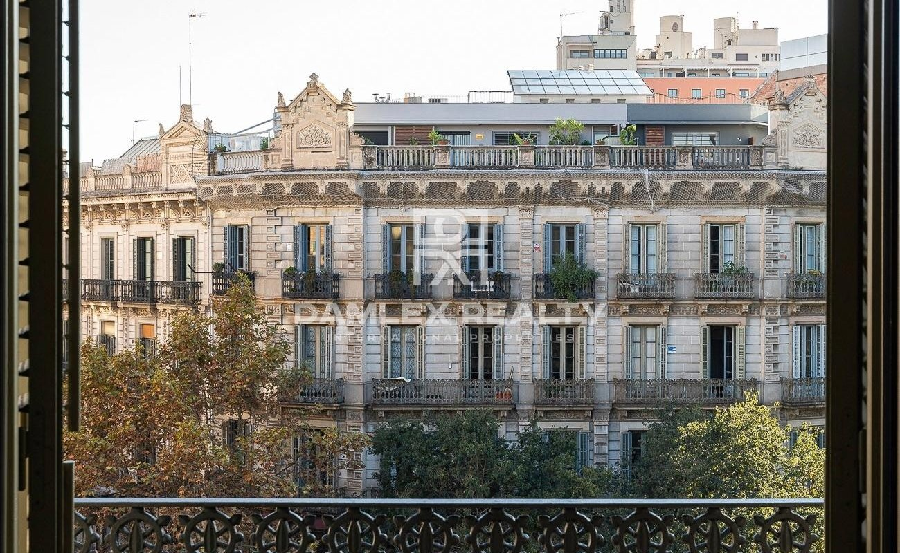 Modern apartment renovated 500 meters from Plaza Catalunya