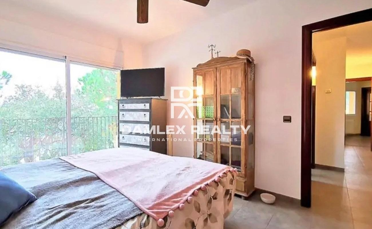 Magnificent house 1km from Cala Canyelles beach