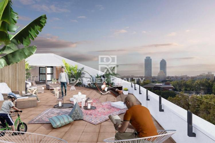 Lovely new apartment 5 minutes from Barcelona beach