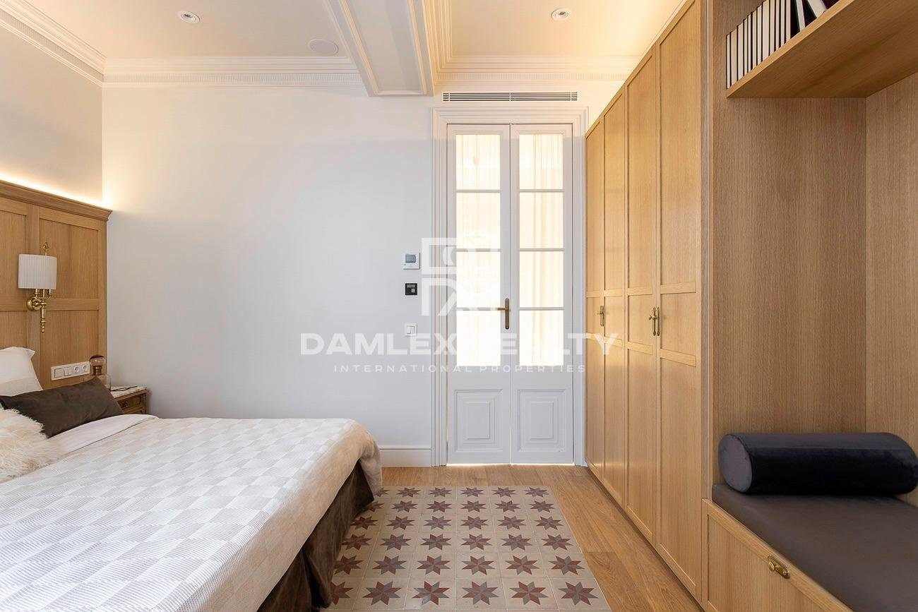 Completely renovated apartment near the Cathedral of Barcelona