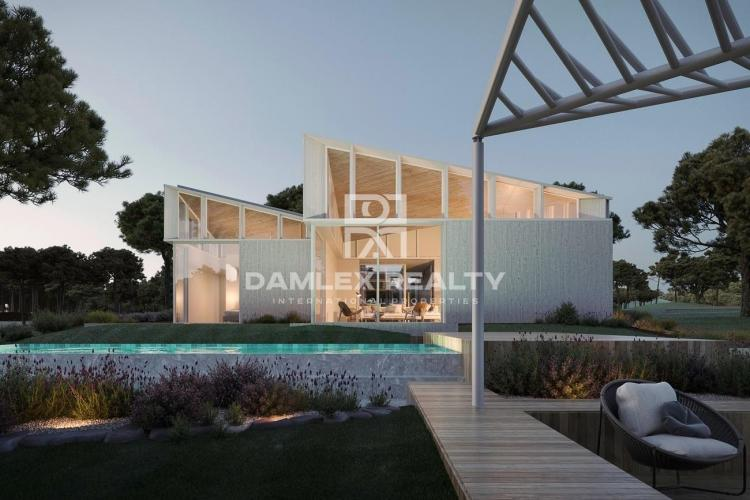 Design house in the heart of the PGA Golf