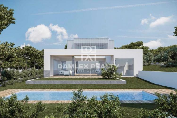 Contemporary house in PGA Catalunya Resort Golf