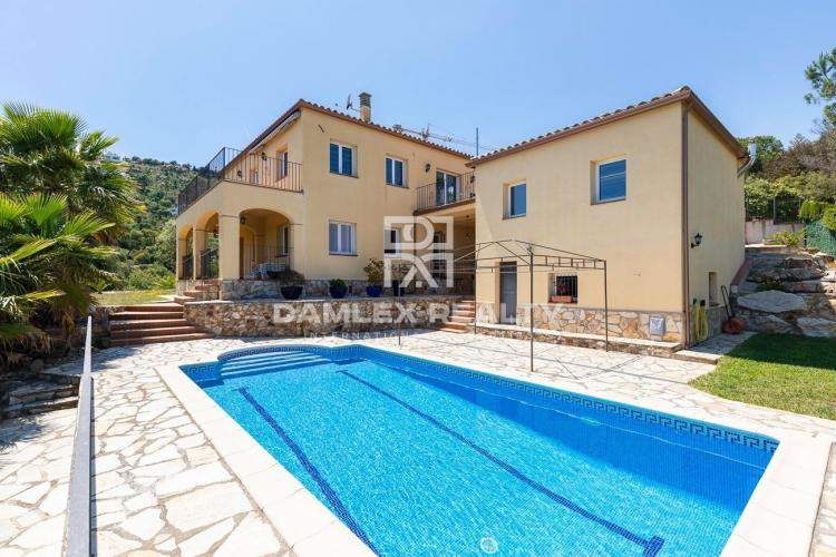 Good house with sea view in Playa de Aro