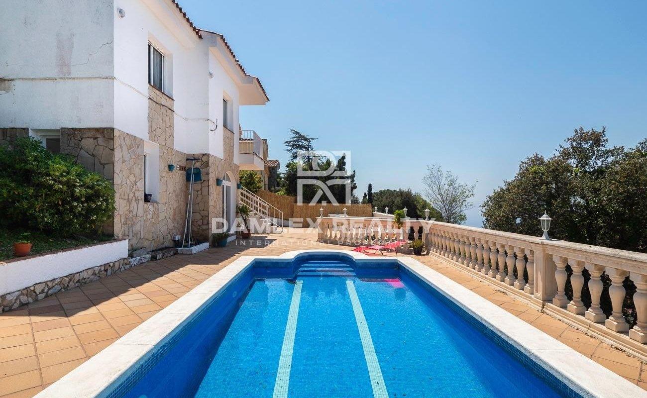 House Sea View in Serra Brava