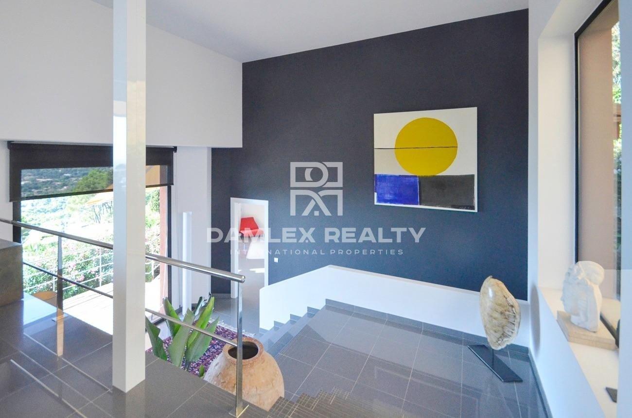 Wonderful luxury property located in Aiguablava