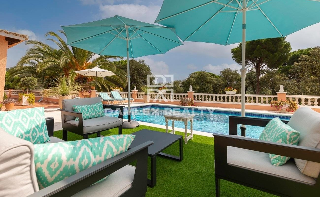 Spacious Villa Secluded in Platja D´Aro with Swimming Pool