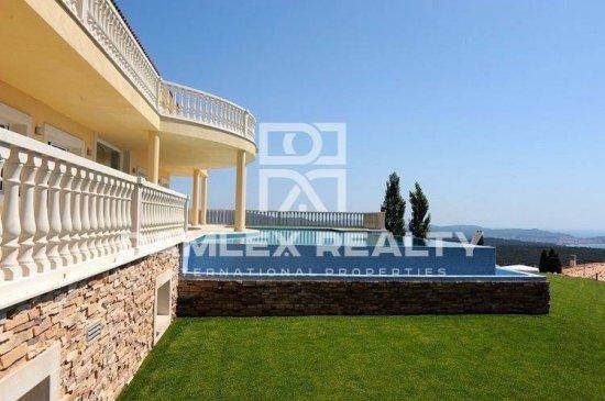 Costa Brava. Luxury villa in Platja de Aro